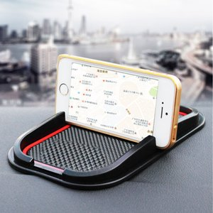 Anti-slip Mat Car Accessories Interior Stowing & Tidying for Cell Phone, Coins, GPS, MP3 Players
