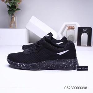Mens Tanjun 3 zapatos corrientes de 3.0 mujeres de alta calidad de las zapatillas de deporte Ligera cómodo clásico Caminar Tamaño capacitadores 36-45