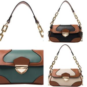 EJAxi Luxury quilted handbags LOULOU Y-shaped designer Simple real leather Retro women bags chain shoulder Fashion bag handbag quality