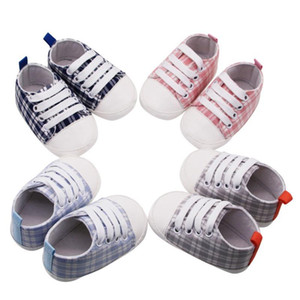 Newborn Baby Boy Shoes First Walkers Autumn Baby Boy Soft Sole Shoes Infant Anti-Slip 0-18 Months