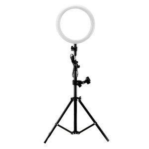 Tripods -Led Ring Fill Light Tripod, 16cm Diameter And 2.1M Adjustable Live Tripod