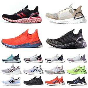 2020 Nuovo Ultraboost 20 Ub 6 0,0 scarpe da corsa per gli uomini ultra Consorzio Nero Rosso Gloria Verde Bianco Donne Zapatos allenatori sportivi Sneak