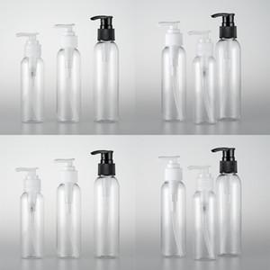 Vida pompası şişe ışık ve kullanışlı uygun taşıma şeffaf iki renk isteğe bağlı yuvarlak omuz şişesi ücretsiz kargo 0 97PY A29