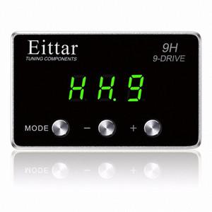 Contrôleur électronique de l'accélérateur voiture automatique 9H style accélérateur Speed Up For XJ 2010 BLFP #