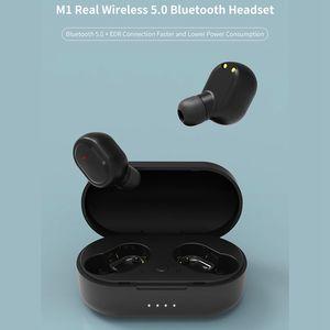 TWS Wireless Earpiece Bluetooth 5.0 Earphones sport Earbuds Headset With Mic For smart Phone Xiaomi Samsung Huawei LG