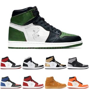 1 top Cheap 3 Banned Bred Red Chicago OG Royal Mid hare mens basketball shoes sneakers Shattered Backboard sports sneakers trainer zapatos