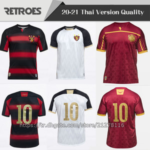 Recife Club Soccer Jerseys Hombres 2020 Hernane Soccer Shirt Sander Yago Goleiro 20 21 Augusto Fútbol Uniforme