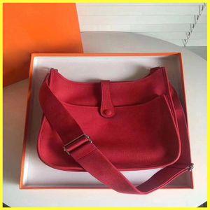 Evelyn Balfskin H Bag, Sacos de Oco, Mulheres Embreagem Bolsas Clássicas Togo Bolsas De Ombro de Couro Genuíno Top Quality Designer Messenger Bolsas