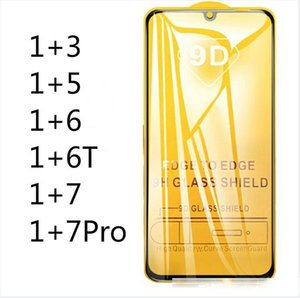 Varia Models tela cheia Glue cobertura completa 9D vidro temperado Protector para iPhone Samsung Xiaomi Huawei