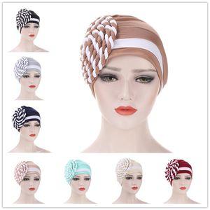 Neuer Design-Muslim Hijab Short Hijab für Frauen Geschenk Islamischer Schlauch Innenkappe islamischen Hijab Indian Stirnband Cap Haarschmuck EEC2878
