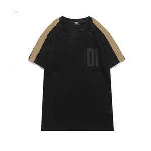 2020 novos designers camisetas casais fecham roupa carta impresso nova moda pares camisa clássico mulheres homens s tee tripulação pescoço roupas de verão