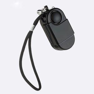 Portable MINI 120DB Sécurité auto-chipe anti-toupet Camping Voyage Voyage Infrared Guard Alarme personnelle Détecteurs de capteurs SOS
