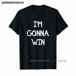 Im gonna win glücklich 75. Geburtstag Diana T-Shirt 5192010