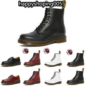 Новый стиль толстые каблуки Мартин сапоги ботинки лодыжки кожаные сапоги крупного рогатого скота мышечная подошва обувь кружева толстые каблуки обувь женщин 36-44