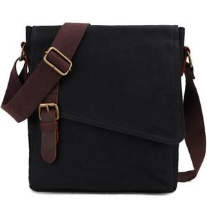 HBP Shoulder for Men Vintage Small Messenger Mens Water Resistant Crossbody Women Bag Q0112