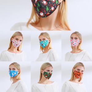 G9QV Fa Máscara Lady Moda Adulto Protective Paillette Lantejoula DesignerMask WashableSalon Mascarillas BlingBling ajustável