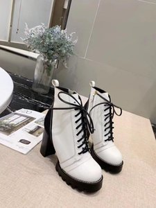 2020 new ladies high heels fashion graffiti leather shoes lightweight comfortable breathable casual shoes size 35-40