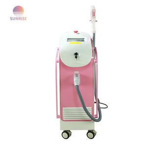 Hot vente 360 magnéto-optique épilation SHR IPL Skin Rejuvenation magnéto-optique Taille Big Beauty Spot Équipement Indolore épilation