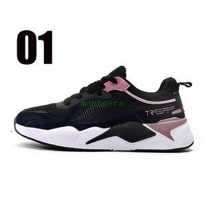 Treeperi Fashion Chunky 2.0 Высококачественные кроссовки для кроссовки Black Purple US 5.5 EUR 36 для женщин кроссовки