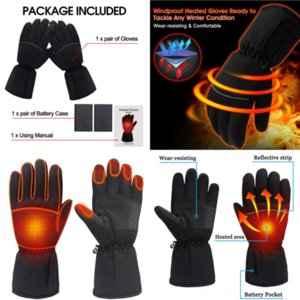 fFpDe Cycling gloves Self-heating high quality Rockstar sport Racing Motorcycle gloves Cycling gloves