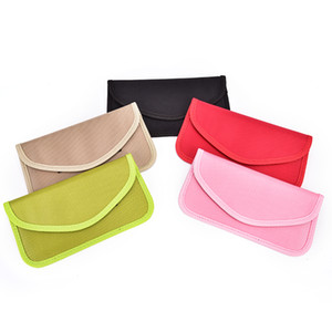 New Hot Signal Shielding Proof Bag Cell Phone RF Signal Shielding Proof Bag Case Pouch Anti Radiation Party Gift