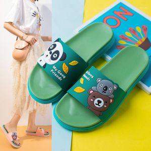 2020 Carino donna pantofole estate interni all'aperto koala tanti da pantofole silenzioso anti-skid deodorante morbido donne scarpe da spiaggia all'aperto 1