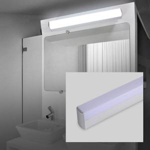 XSKY Настенные лампы Ванная комната Светодиодный Зеркальный свет AC220V 110V 12W 16W 22W Водонепроницаемый Современный акриловый шкаф Wandlamp для домашнего освещения