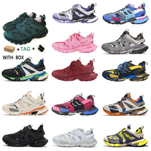 2021 Track 3.0 Newest Outdoor Athletic 3M Triple S Sport Shoes Compare Sneakers  similar  Designer hommes femme  femmes baskets  chaussures balenciaga balenciaca balanciaga