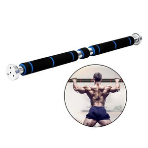 Fitness Pull Up Bar Chin Up Gym Bar Home Exerciser Rod 200kg