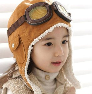 Children Hats Autumn and Winter Boys Lei Feng Caps Ear Caps Wind and Snow Warm Wind Snow Hats for 2-7 years hat KKA8161