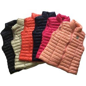 Aqueça Casual Coats Jott Mulheres Para baixo Coletes Designer Inverno mangas Coats Down Jacket Slim Fit Overcoats
