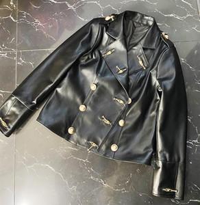 Genuine Leather Jacket Coat Women 2020 Fashion Brand Designer Real Sheepskin Ladies Spring Autumn Motor Jackets Female Big Size