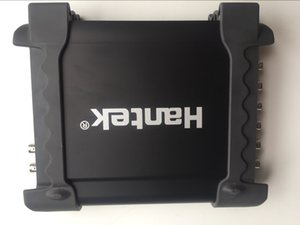 Hantek 1008C Автомобильные осциллографы 8 каналов Программируемый цифровой мультиметр ПК хранения Osciloscopio USB Diagnostic-инструмент