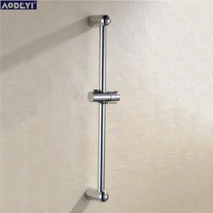 Aodeyi Abs en acier inoxydable design Chrome barre coulissante salle de bains douche bar douche salle de bains support de la tête en acier inoxydable Bar bbymnJ bdebaby