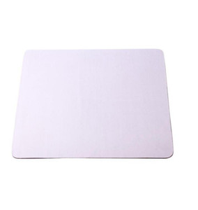 Promotion Wholesale Customized Mouse Pad Blank Mousepad for Sublimation Heat transfer DIY Design Computer Pad Selfie Stick free shipping