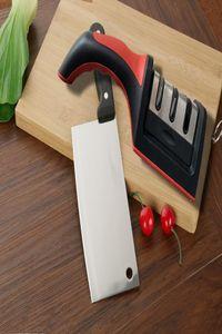 Knife Sharpener 3 Stages Professional Kitchen Sharpening Stone Grinder Knives Whetstone Tungsten Diamond Ceramic Sharpener Tool wmtPdZ