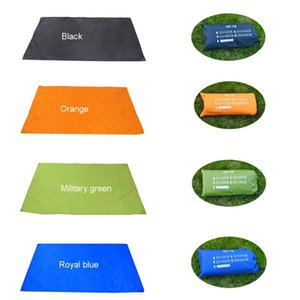 Camping carpet impervious Beach Outdoor blanket portable picnic carpet open mattress picnic picnic carpet