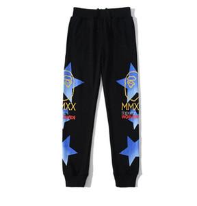 Sonbahar Kış erkek çöl siyah camo caureel spor pantolon lover spor hip hop pantolon pantolon