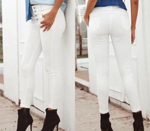 Denim Jeans Women Skinny Pencil Pants Capri Tight Female Strech Trousers Classic Slim Fit High Waist Office Lady Boyfriend55