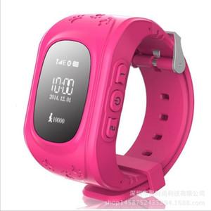 Positionierung von Kindern Q50 Kinder Smart Watch Watch GPS Triple Positioning Watch