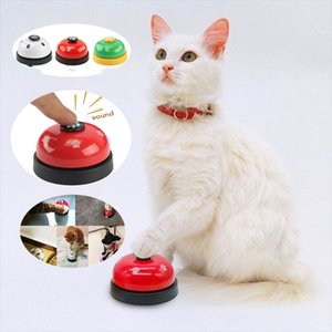 Pet Call Bell Toy Dog Food Feed Reminder Device Cat Dog Feeding Ringer Educational Toy Supplies Pet Interactive Training Tool