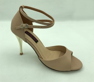 Comfortable and Fashional Argentina Tango Dance Shoes wedding & party shoes for women T6282A-FL 201017