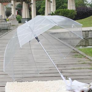 Cancella Carino Bolla Profondo cupola dell'ombrello Gossip Girl resistenza al vento trasparente funghi Umbrella Wedding Decoration