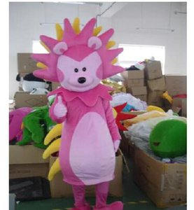 Горячие продажи Wisdom Tree Всплеск Ежик костюм талисмана мультфильм Одежда Маскарад Birthday Party костюм