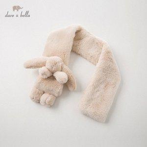 DB11902 dave inverno bella unisex bambino albicocca sciarpa m5Uc #