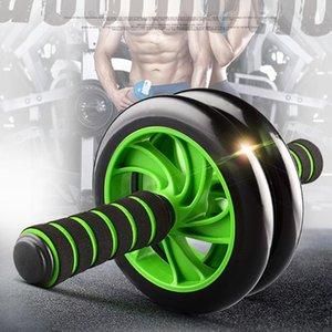 Фитнес три / двусмысленные обновленные обновления AB брюшной пресс-ролики колеса тренажерный зал Упражнение для корпуса Фитнес 2020 New1