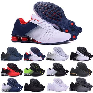 Shox Deliver 809 2020 New Deliver 809 Men Air Drop Shipping Wholesale Famous DELIVER OZ NZ Mens Athletic Sneakers Trainers Sports Casual Shoe 36-46