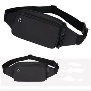 Chest Nylon Waist Bag Women Belt Men Fashion Colorful Bum Travel Purse Phone Pouch Pocket hip bag