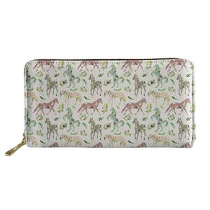 Wildlife Purse Women's Fashion Small Handbag Wallet Mobile Phone Bag