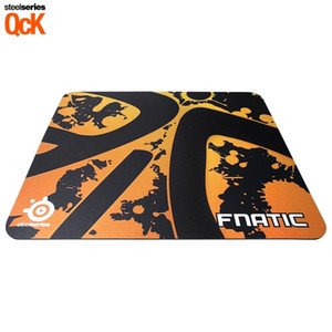Free shipping SteelSeries QCK+ FNATIC Pro Gaming Mouse Pad 450*400*4,game mousepad, dota 2 OEM SteelSeries mouse mat LJ201031